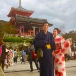 今日も大人気の嵯峨嵐山へ♪2016年11月4日12