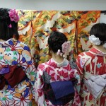やはり大人気!着物レンタルで八坂庚申堂へ!2016年11月23日17