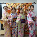 ベトナムから着物レンタルで祇園・先斗町を散策♪2016年11月17日1