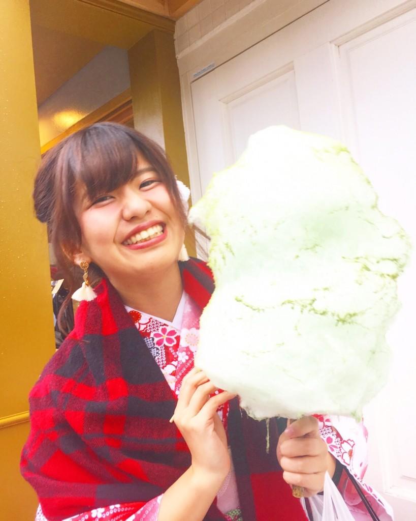 ホントに大人気!八坂庚申堂2016年12月23日15