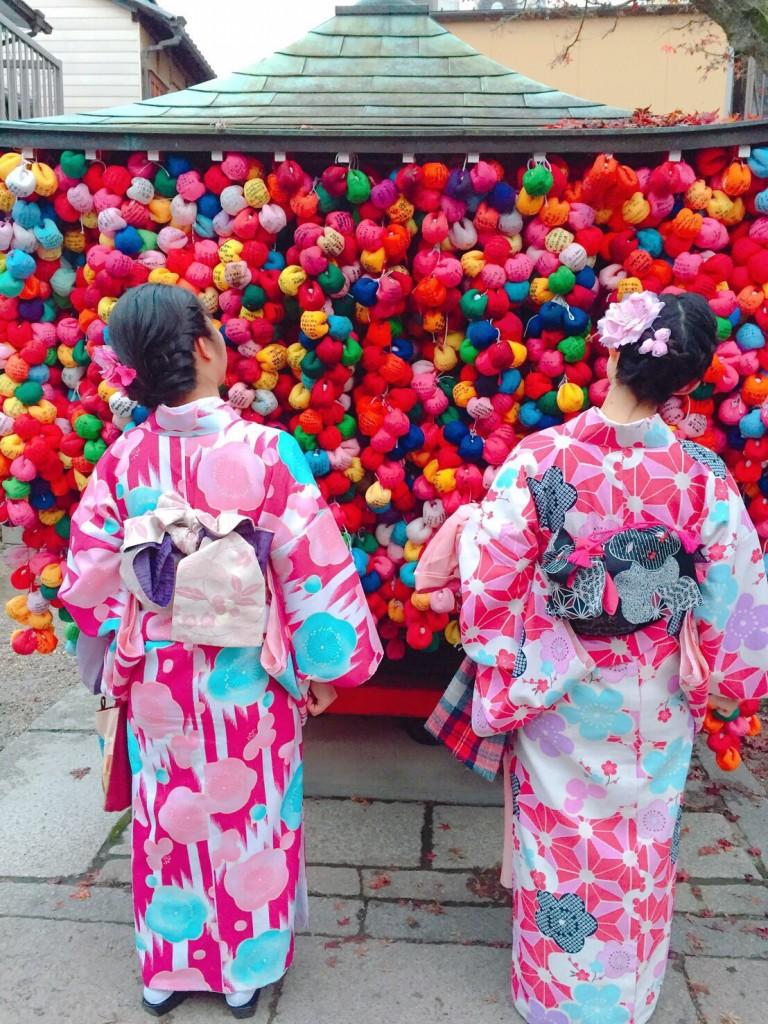 学生さん冬休み!愛知県から着物レンタル!2016年12月28日16