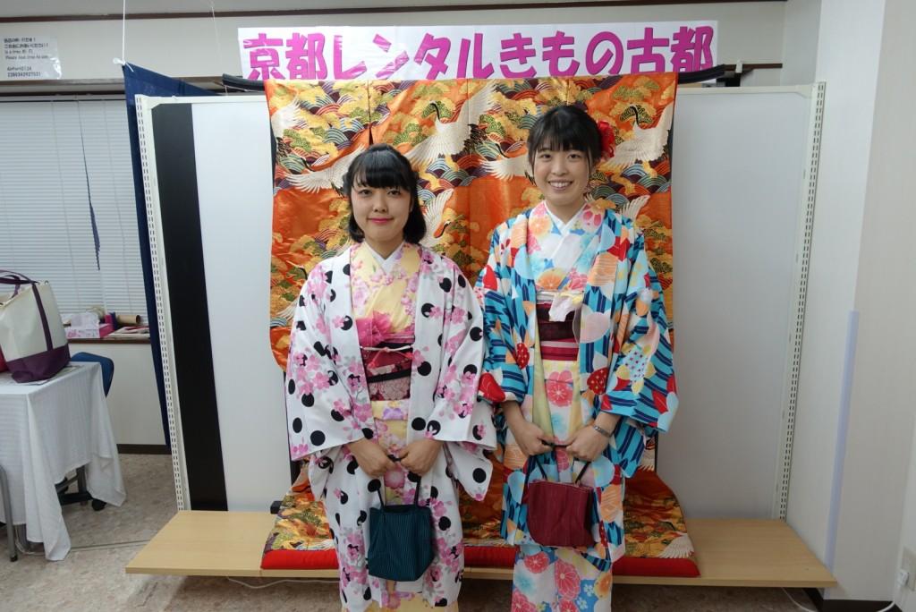 学生さん冬休み!愛知県から着物レンタル!2016年12月28日7