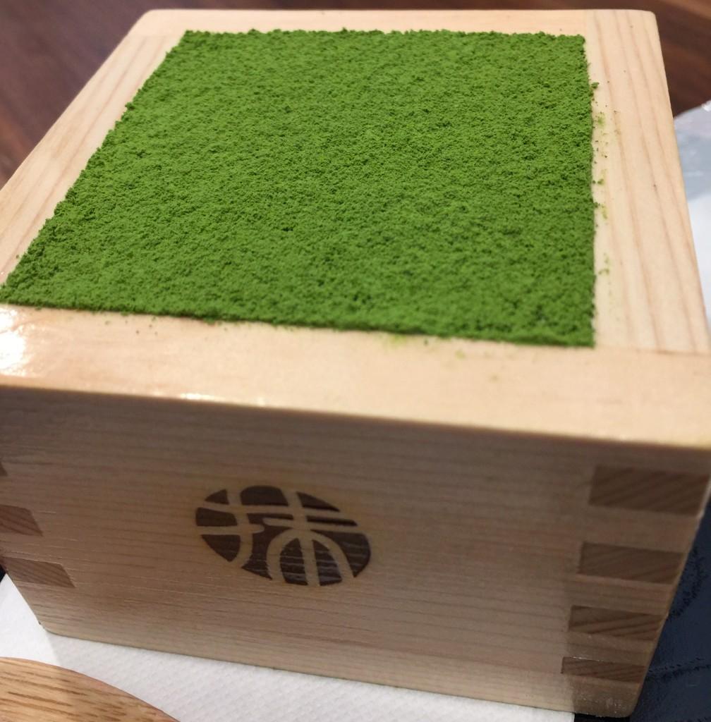 MACCHA HOUSE 抹茶館「宇治抹茶のティラミス」5