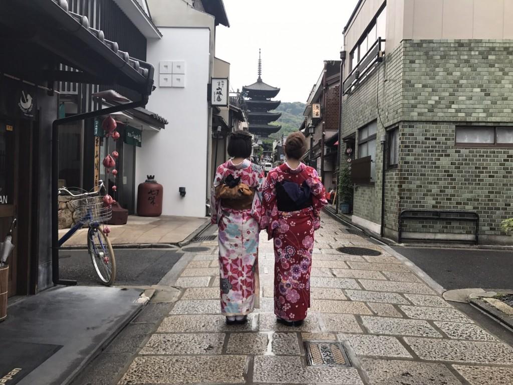 京都は久し振りの雨でした☔2017年5月24日5