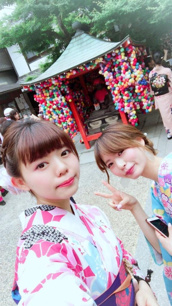 京都は久し振りの雨でした☔2017年5月24日4