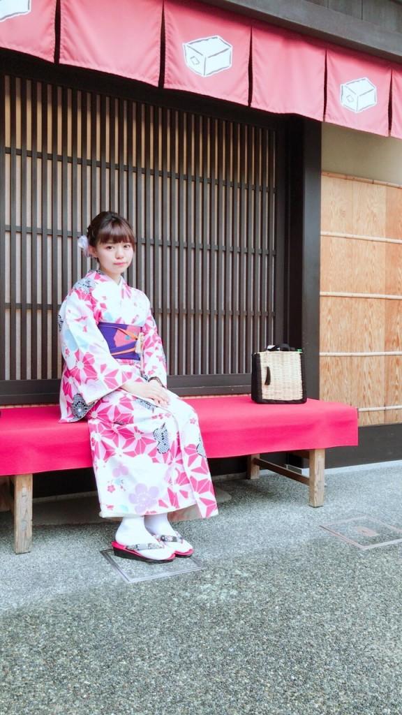 京都は久し振りの雨でした☔2017年5月24日1