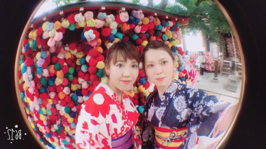 73系統バスで東映太秦映画村へ2017年5月30日3