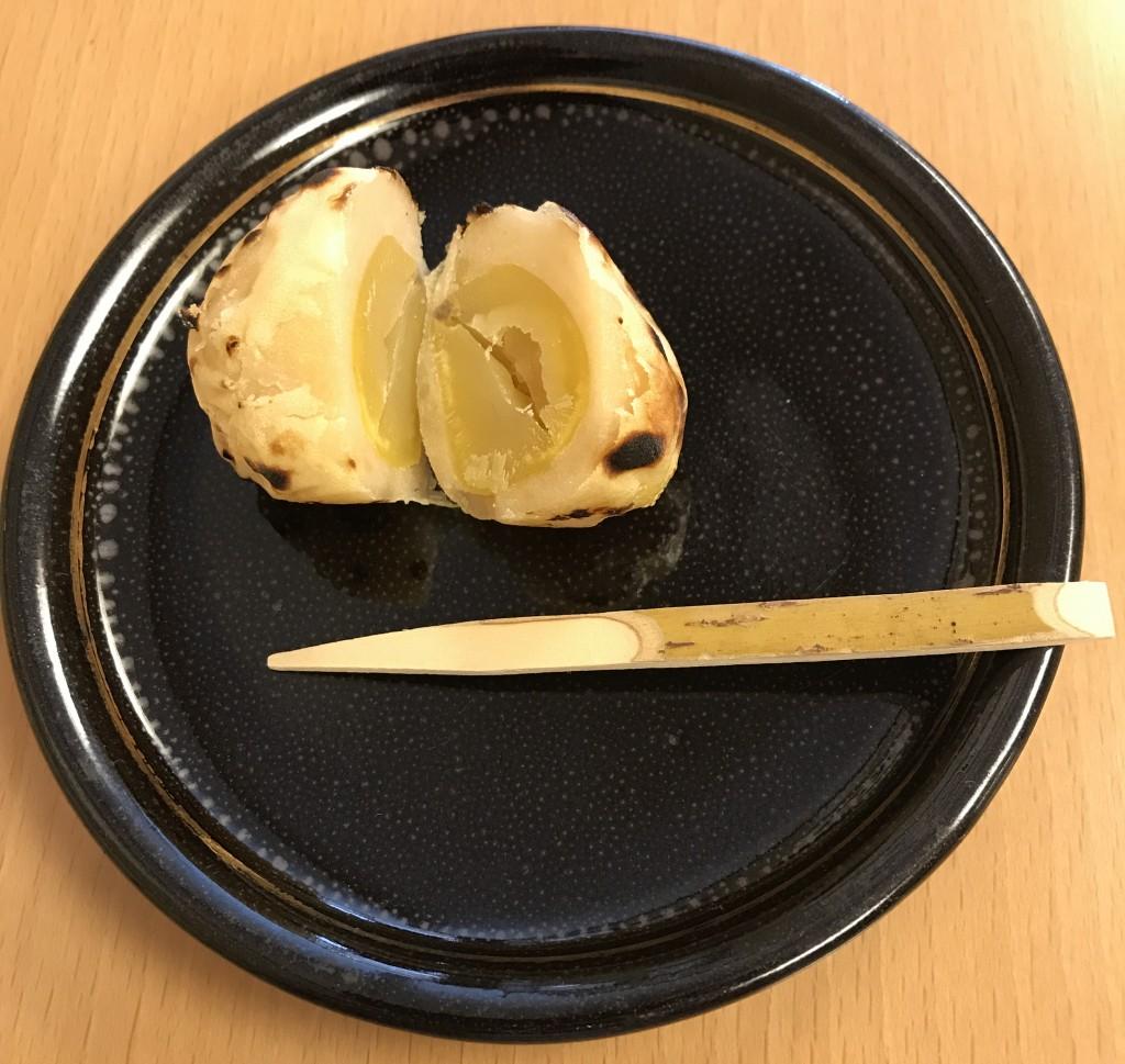 二條若狭屋 寺町店「宇治金時」かき氷5