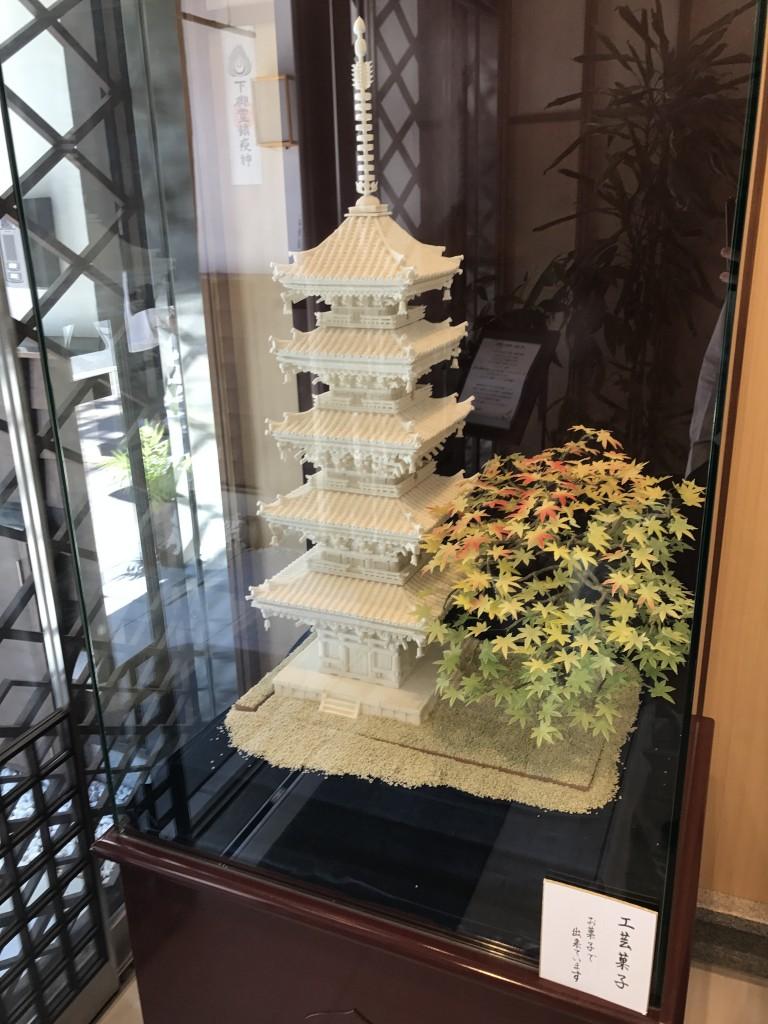 二條若狭屋 寺町店「宇治金時」かき氷4