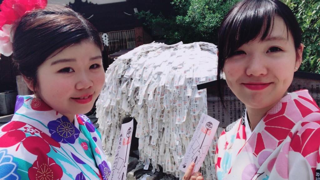 祇園白川・巽橋を散策(^^♪2017年6月17日3