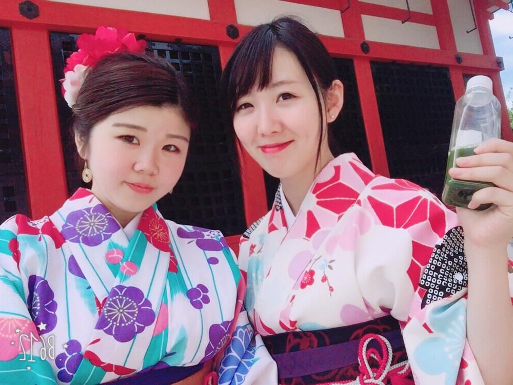 祇園白川・巽橋を散策(^^♪2017年6月17日4