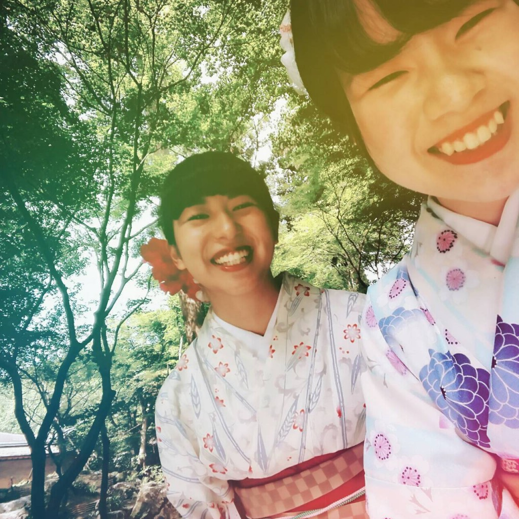 祇園白川・巽橋を散策(^^♪2017年6月17日9