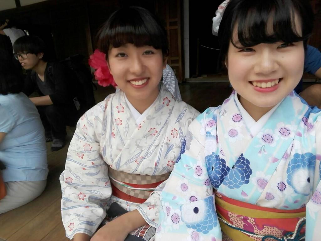 祇園白川・巽橋を散策(^^♪2017年6月17日10