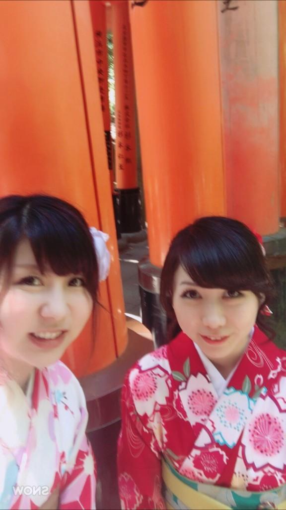 涼しい貴船神社へ2017年6月19日6