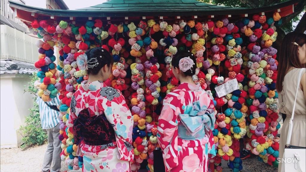 北海道から親子で嵐山へ❣2017年6月27日1
