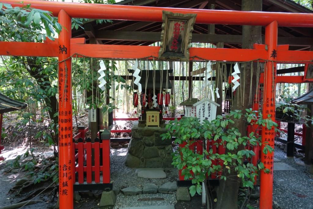 野宮神社で恋愛祈願❣2017年6月23日4