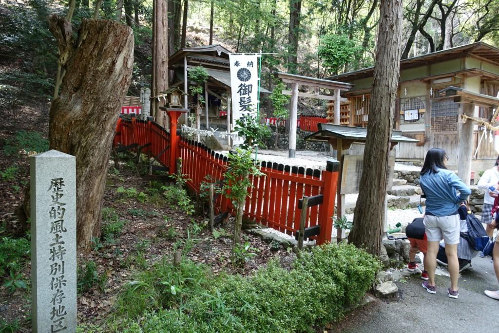 御髪神社(みかみじんじゃ)1
