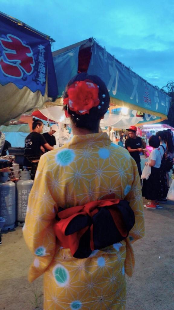 第71回京都南丹市花火大会2017年8月14日28