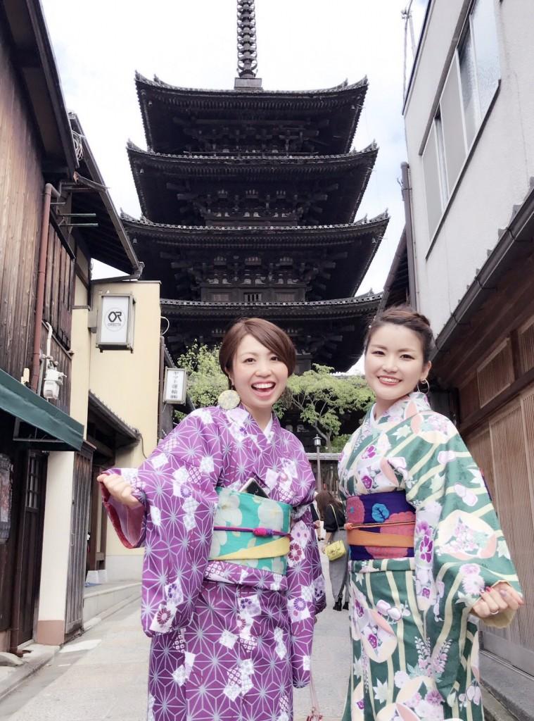 まだまだ人気続く、八坂庚申堂♡2017年9月28日2