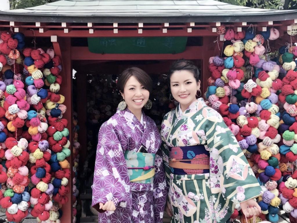 まだまだ人気続く、八坂庚申堂♡2017年9月28日3