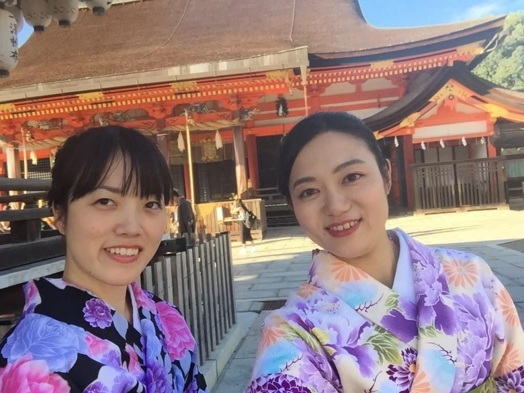 まだまだ人気続く、八坂庚申堂♡2017年9月28日6