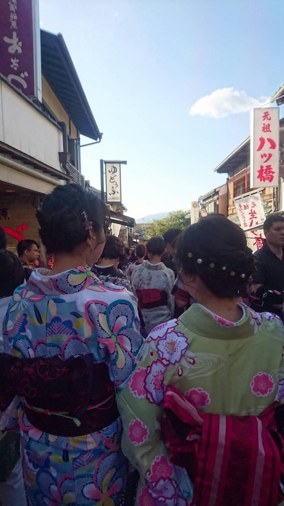 京都の夏の風物詩2017川床終了2017年9月30日1