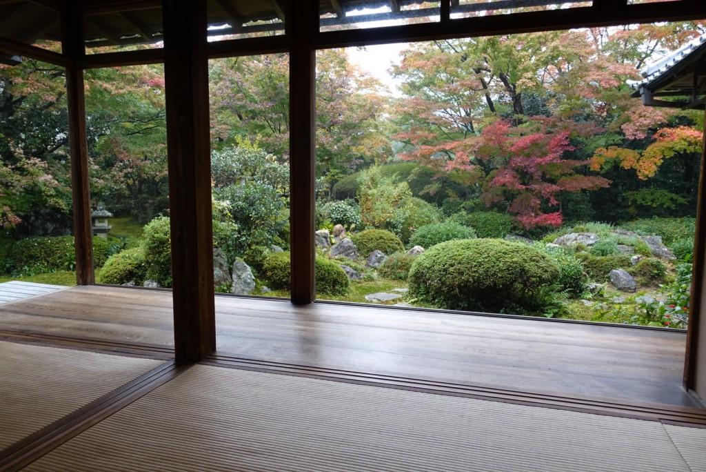 源光庵(げんこうあん)悟りの窓と迷いの窓6