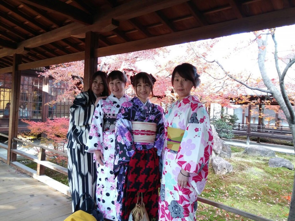 京都ミステリーツアー❣2017年12月6日1