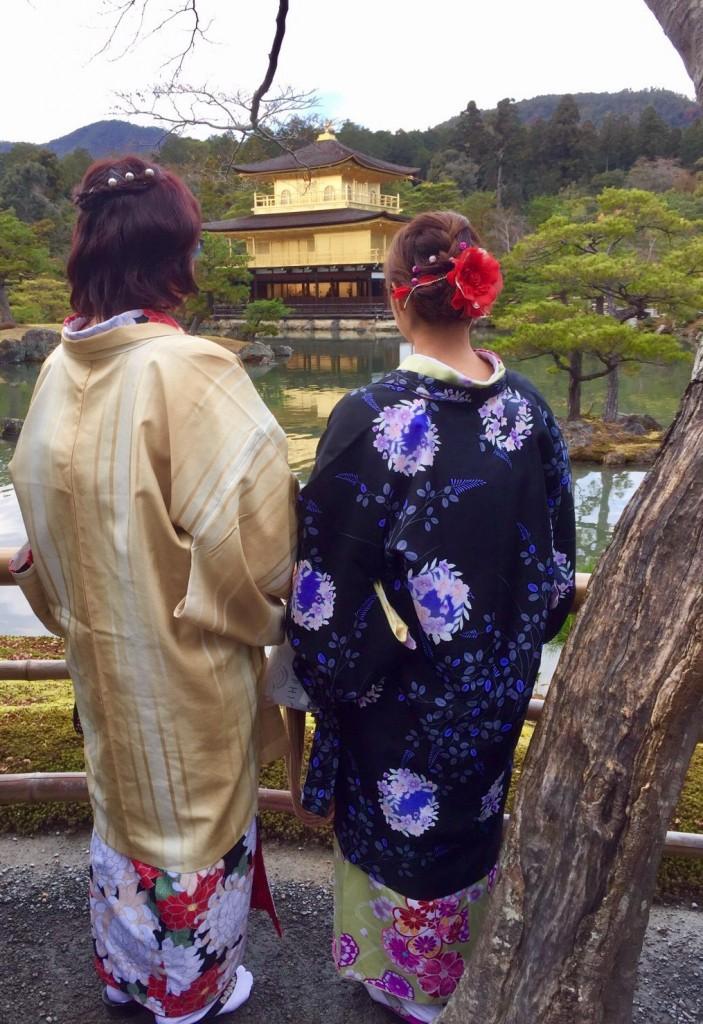 嵐山花灯路2017始まりました~2017年12月9日7