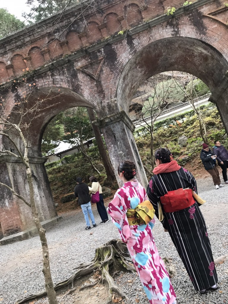 清水寺にて、2017今年の漢字は「北」2017年12月12日7