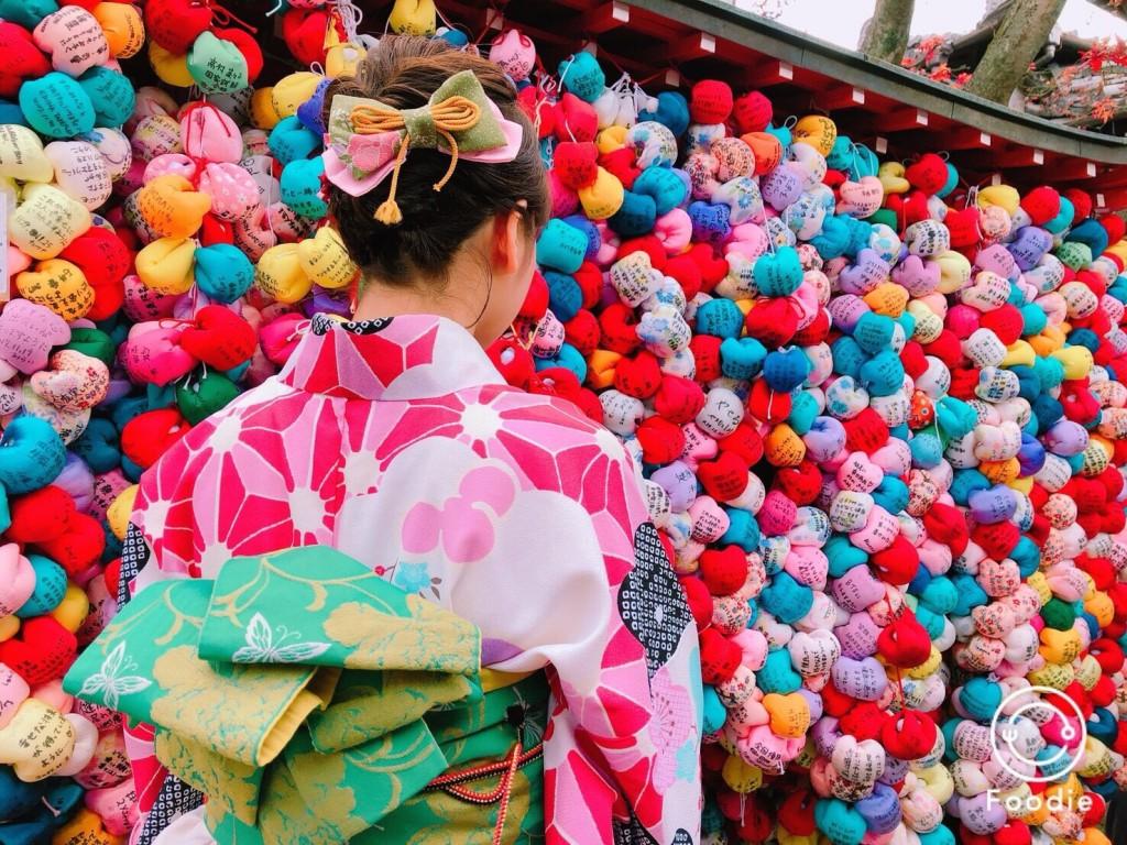 八坂神社や八坂庚申堂で初詣♪2018年1月4日1