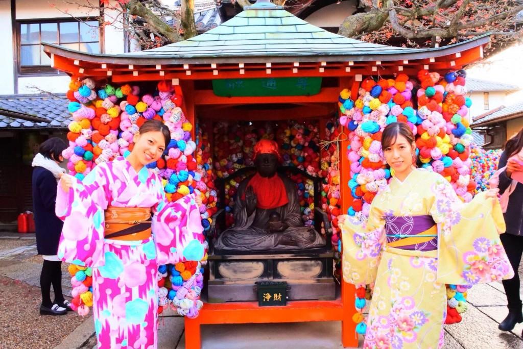 リピーター様❣仏光寺と八坂庚申堂へ♪2018年1月9日1