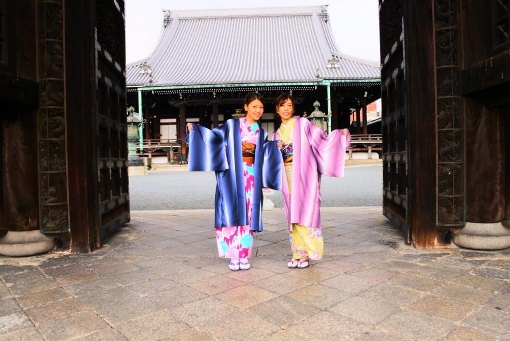 リピーター様❣仏光寺と八坂庚申堂へ♪2018年1月9日3