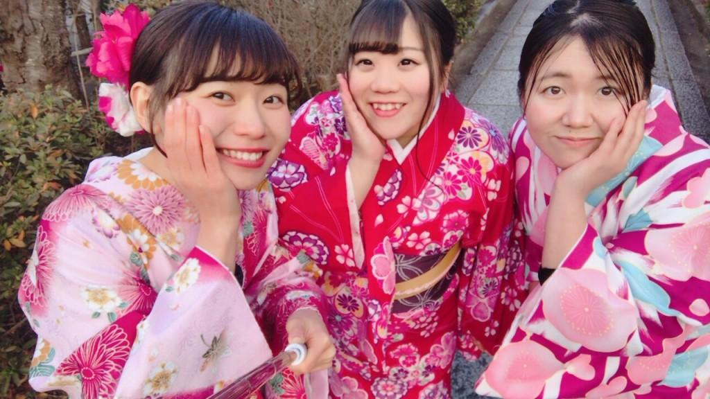 インドネシアから八坂神社や東映太秦映画村へ♪2018年1月13日3