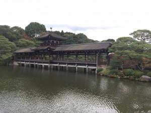 四条烏丸の京都レンタルきもの古都で平安神宮神苑へ!16