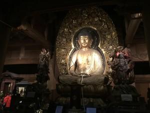 京都 勝林院・宝泉院 秋の夜間特別拝観を着物レンタルで!5
