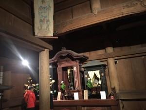 京都 勝林院・宝泉院 秋の夜間特別拝観を着物レンタルで!8
