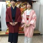 12月5日 古都の着物レンタルで京都観光されたお客様4
