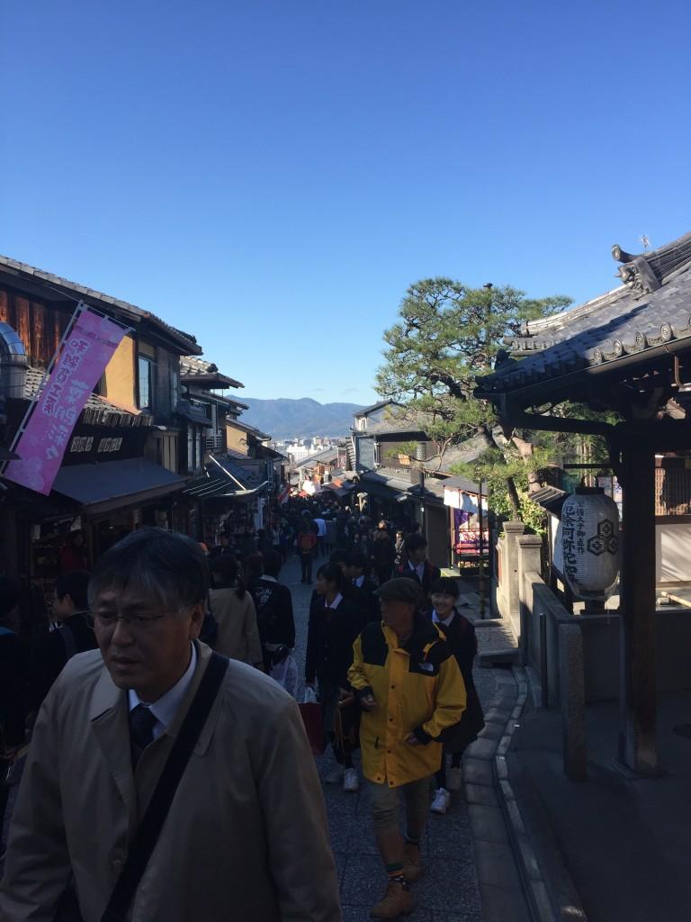 清水寺 映画「スターウォーズ/フォースの覚醒」屏風 公開記念特別展示6