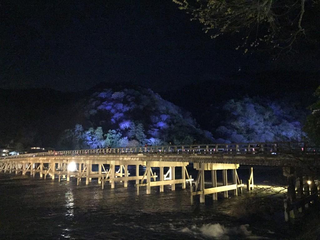 四条烏丸から20分!古都の着物レンタルで京都嵐山花灯路へ!2 9
