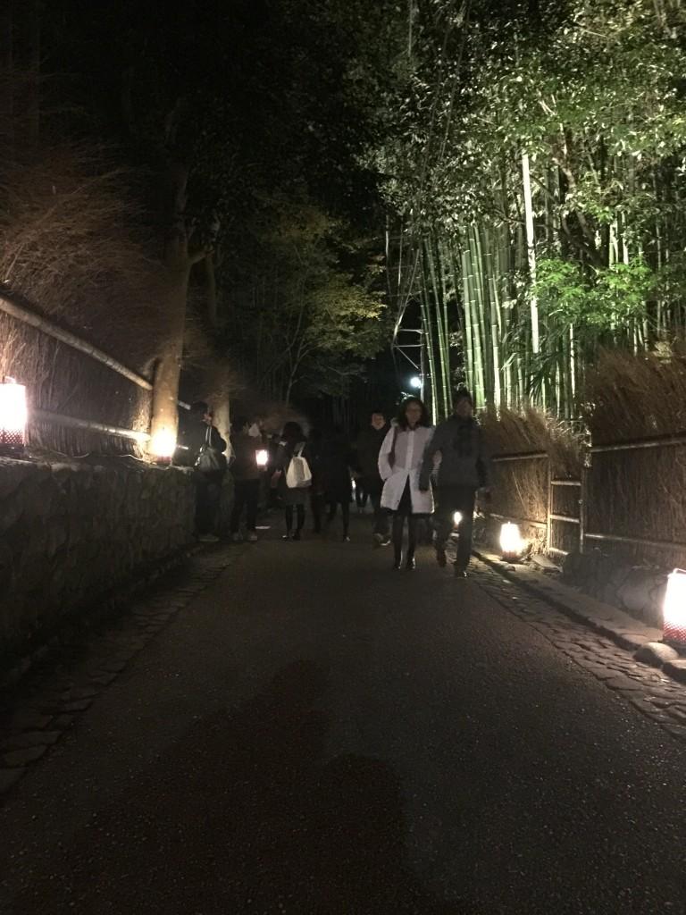 四条烏丸から20分!古都の着物レンタルで京都嵐山花灯路へ!2 10