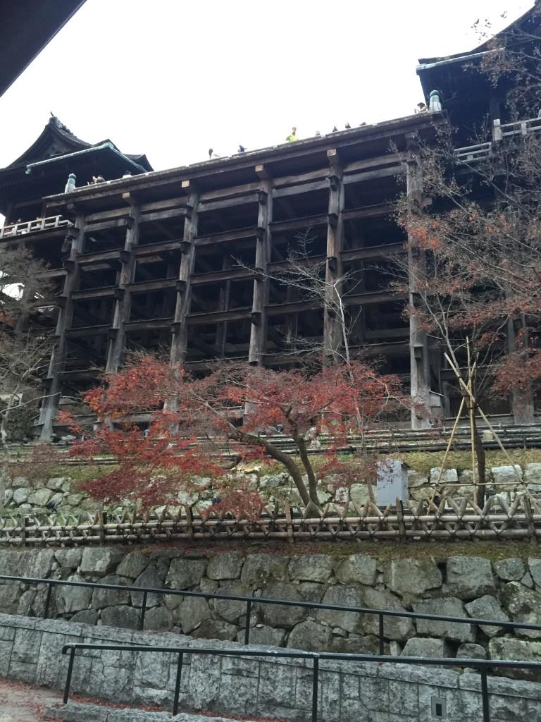 着物レンタルで「今年の漢字」「安」を見に京都 清水寺へ7