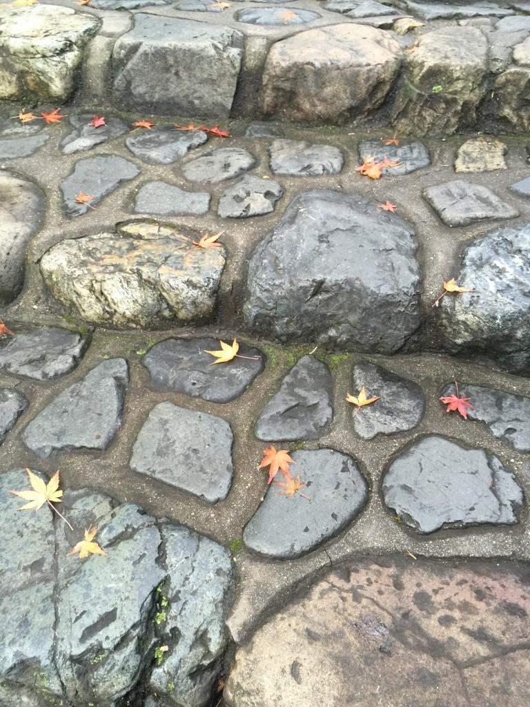 京都四条烏丸から30分 鈴虫寺 納めの地蔵【着物レンタルは古都】7