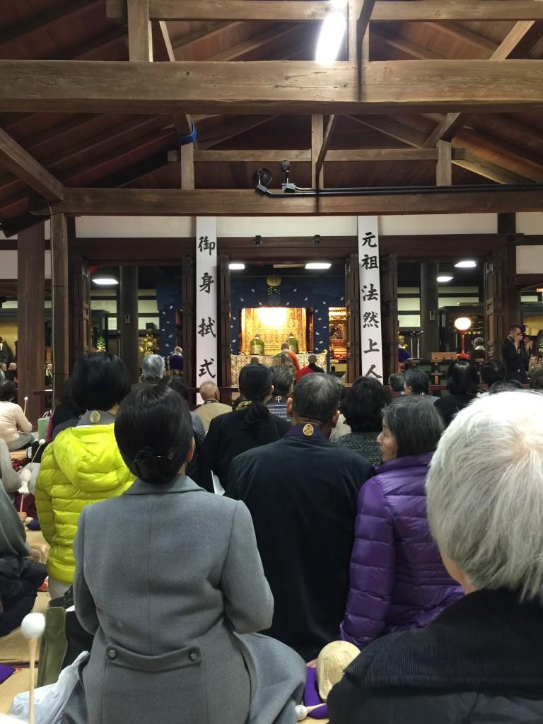 知恩院 御身拭式【着物レンタルは京都四条烏丸の古都へ】3