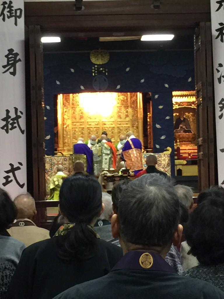 知恩院 御身拭式【着物レンタルは京都四条烏丸の古都へ】7