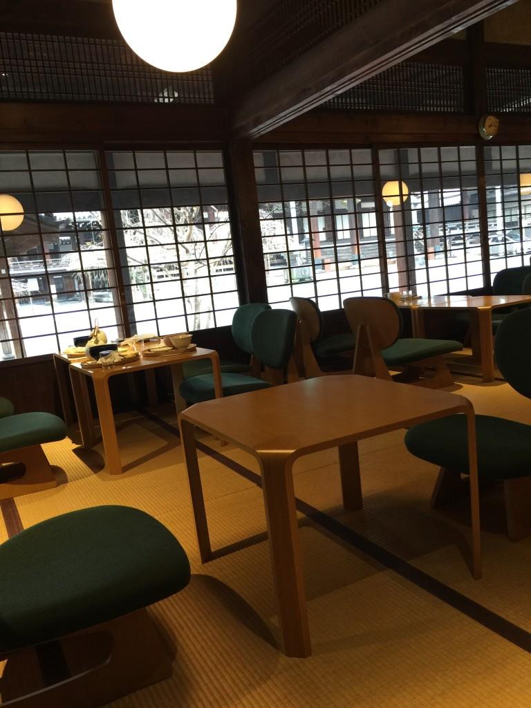 京都スイーツ D&DEPARTMENT KYOTO仏光寺境内9