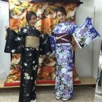 京都四条烏丸の古都で着物レンタル!元旦初詣のお客様2