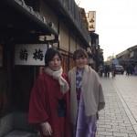 京都四条烏丸の古都で着物レンタル!元旦初詣のお客様11