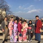 京都四条烏丸の古都で着物レンタル!お正月2日目のお客様20