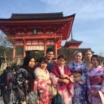 京都四条烏丸の古都で着物レンタル!お正月2日目のお客様21
